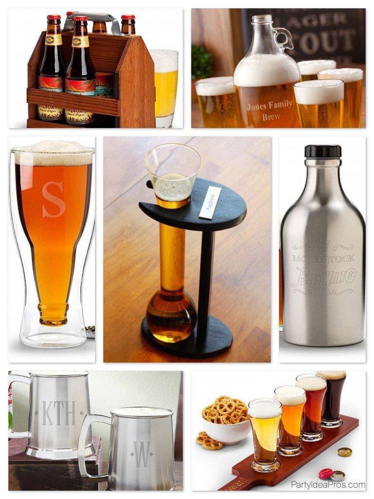 Groomsmen Beer Gifts