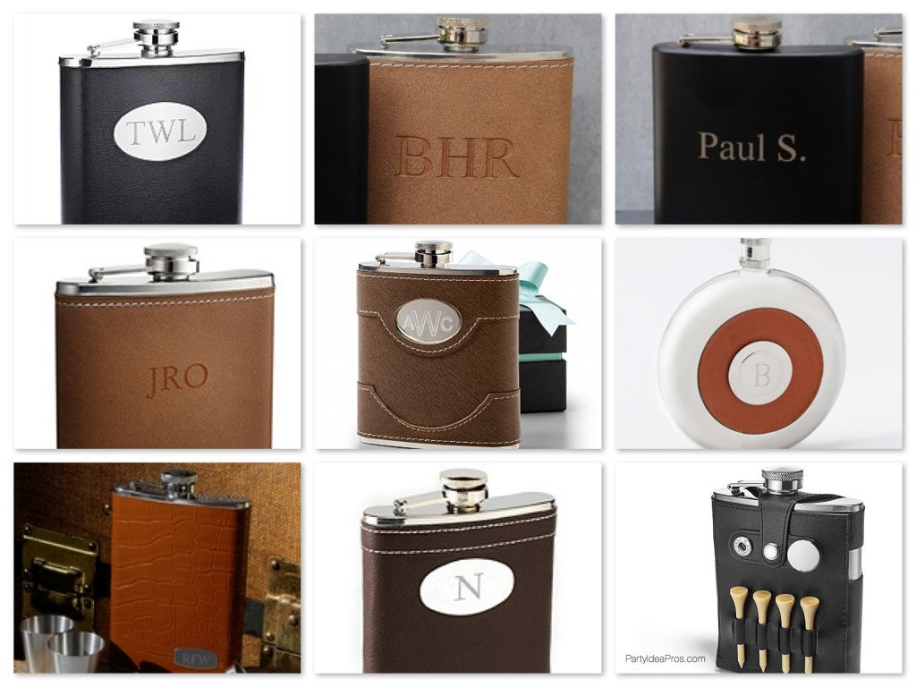 Leather_Groomsmen_Flasks