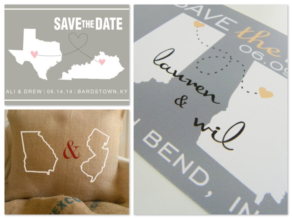 State Save the dates