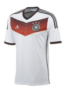 German jersey, World Cup Final Viewing Party