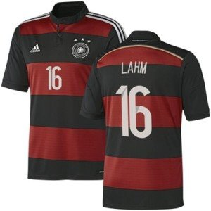 Lahm jersey, World Cup Final Viewing Party