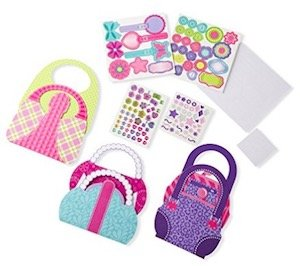 Melissa & Doug Simply Crafty Precious Purses Craft Kit