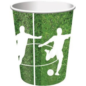 Soccer cups, World Cup Final Viewing Party