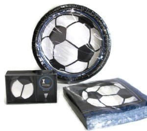 Soccer party pack, World Cup Final Viewing Party