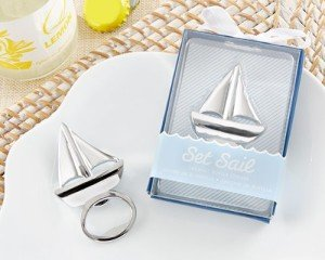 Kate Aspen Set Sail Sailboat Bottle Opener
