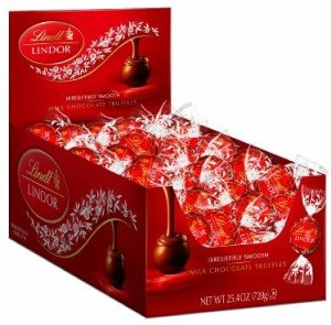 LINDOR Milk Chocolate Truffles