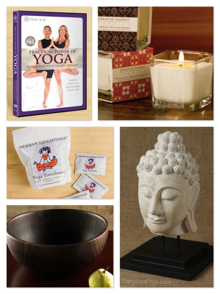 Yoga Sale! Ladies Yoga Night Gifts & Supplies