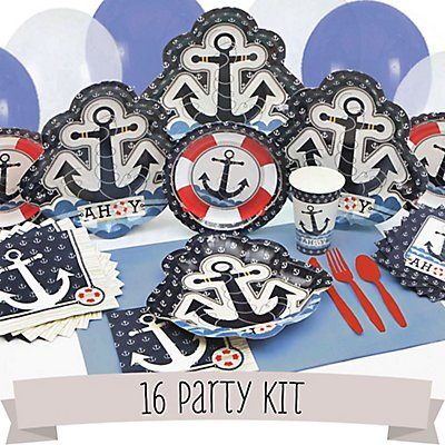 Nautical Party Pack