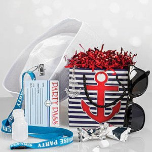 Nautical Swag Bag Deluxe