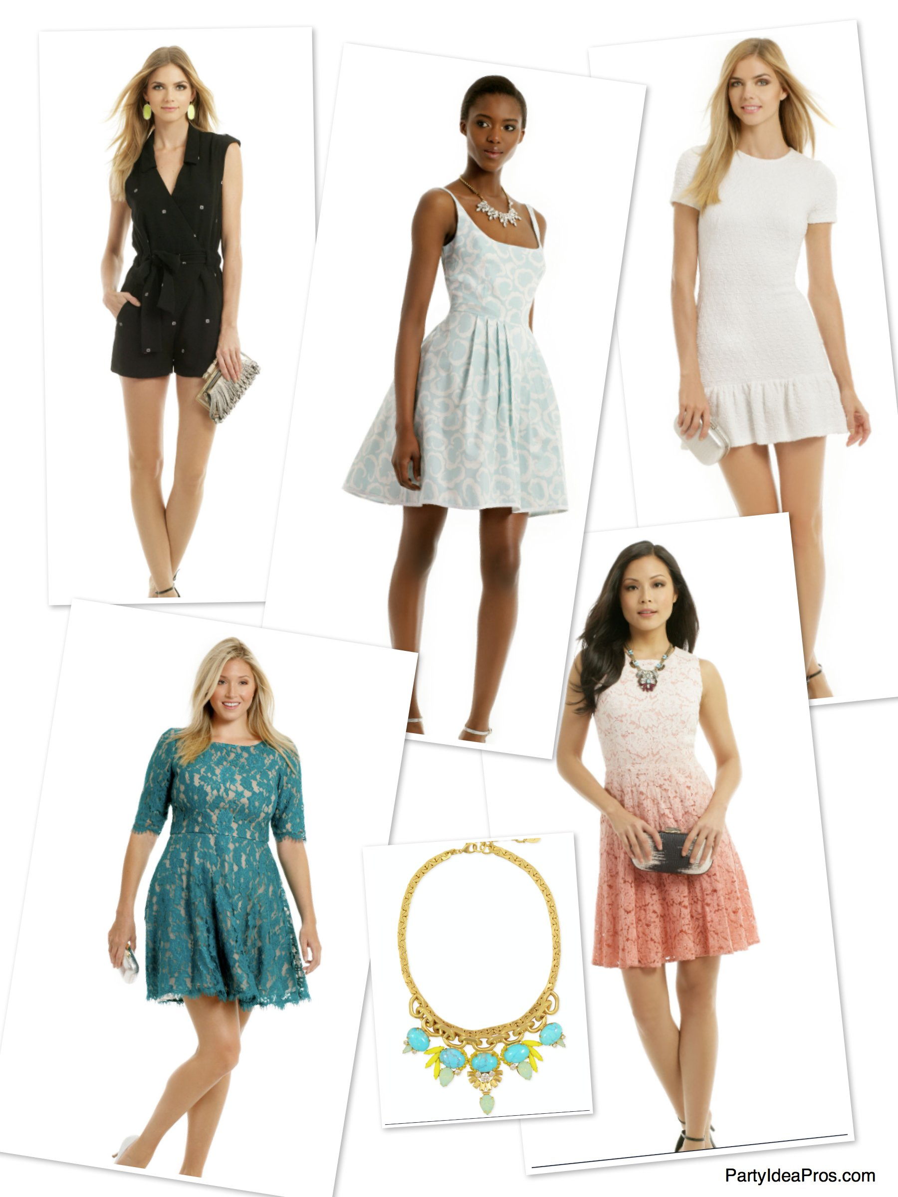 Rent Sorority Rush Dresses - Fabulous, Budget Friendly Outfits for Every Round of Rush