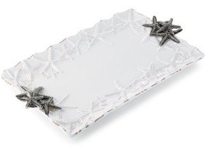 Starfish Rectangular Serving Platter