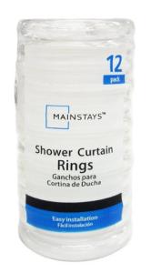 shower rings