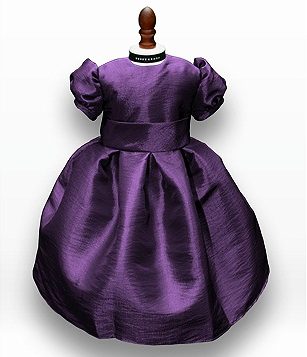 Dessy Girl Doll Dress DOL411 Violet