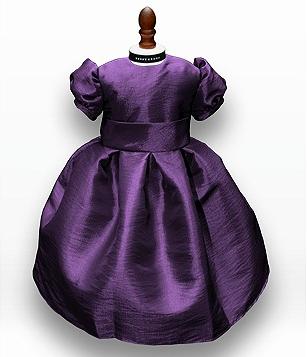 Dessy Girl Doll Dress DOL411 Violet
