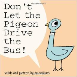 Don't Let the Pigeon Drive the Bus! , Baby Books with Matching Onesies