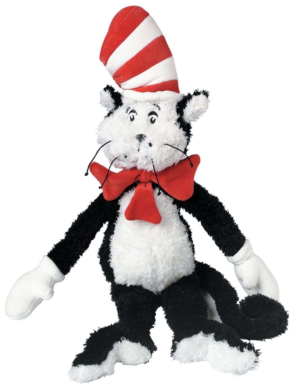 Dr. Seuss Cat in The Hat Plush Doll