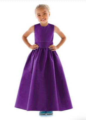 Flower Girl Dress FL4024 Majestic