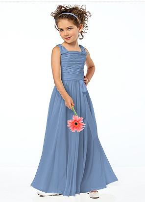 Flower Girl Style FL4033 Windsor Blue