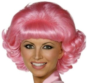 Frenchy Pink Wig