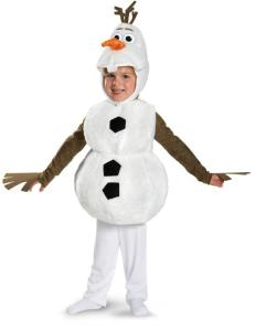 Frozen Deluxe Olaf Infant Toddler Costume