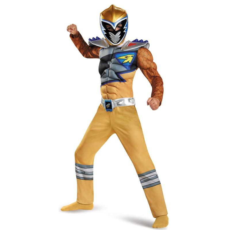 Gold Power Ranger Kids