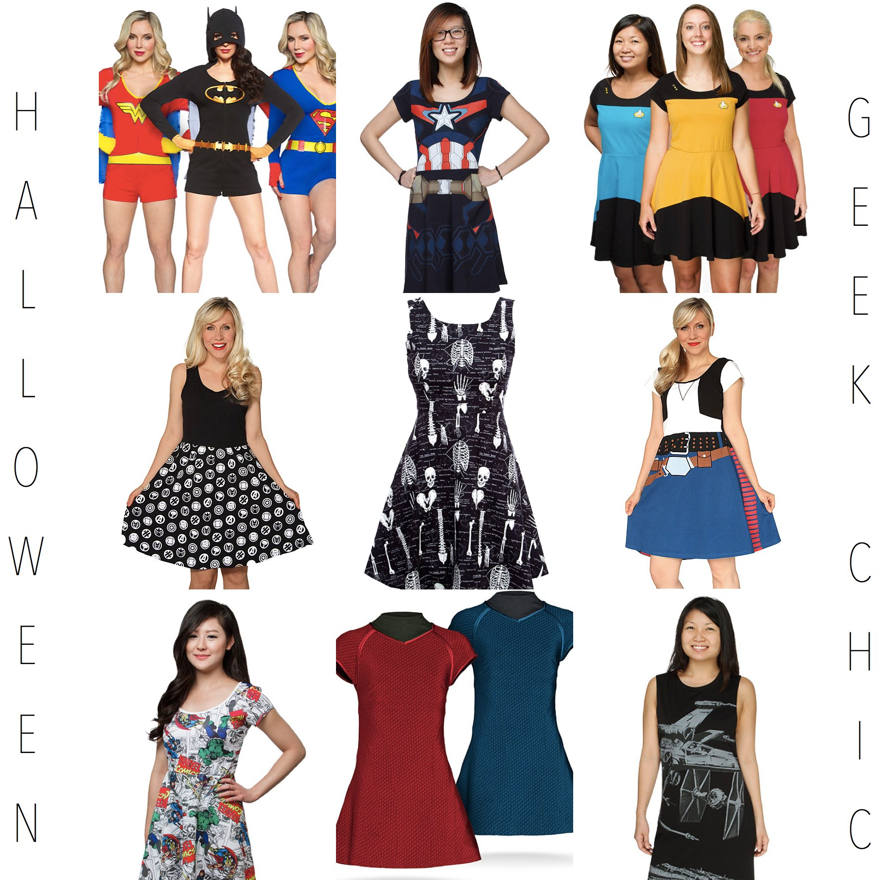 Cute Costumes for Teenage Girls | Teen Costumes  sc 1 st  Party Idea Pros & Cute Costumes for Teenage Girls | Teen Costumes | Halloween ...