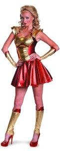Iron Man Iron Women Adult Costume
