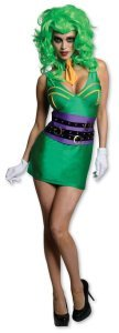 Joker Womens Costume