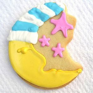 Moon Star Cookie Favor