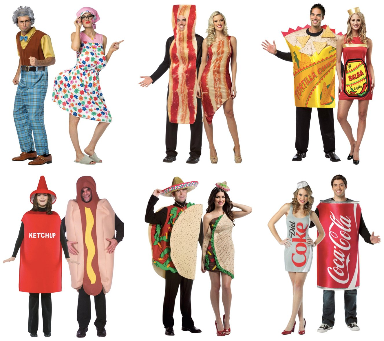 More Humorous Couples Costumes