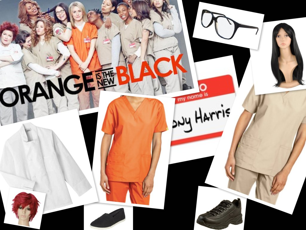 Orange Is The New Black Halloween Costume Ideas