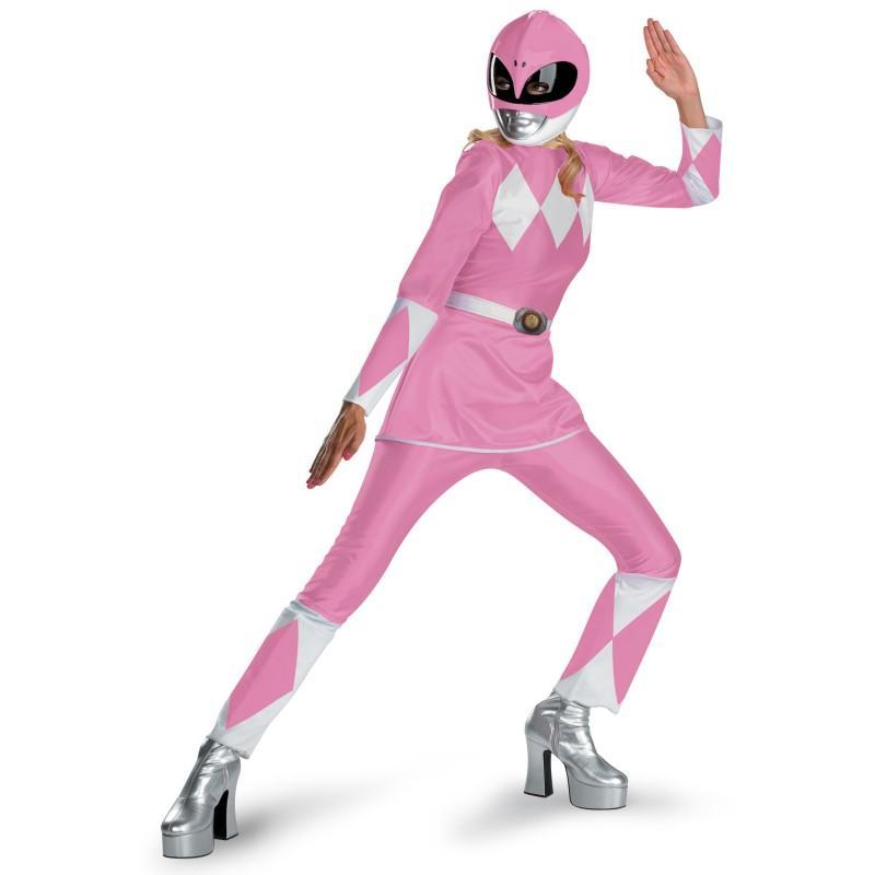 Pink Power Ranger Adult