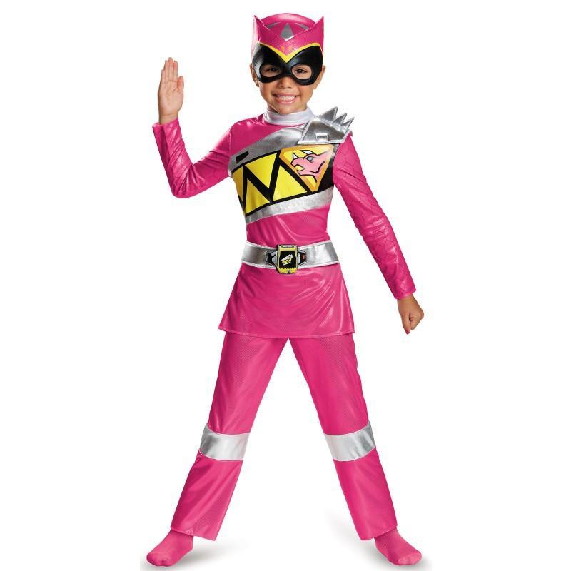 Pink Power Ranger Kids