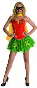 Robin Corset And Tutu Costume