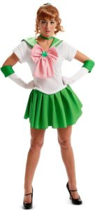 Sailor Moon Sailor Jupiter Adult Costume