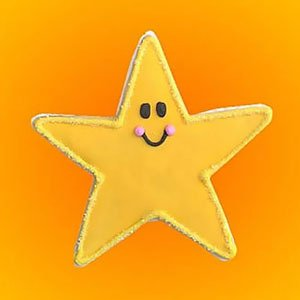 Star Cookie Favor