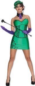 Super Villain Riddler Costume