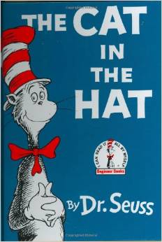 The Cat in the Hat, Baby Books with Matching Onesies