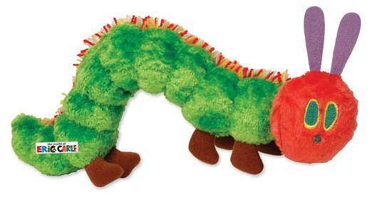 The Very Hungry Caterpillar Plush