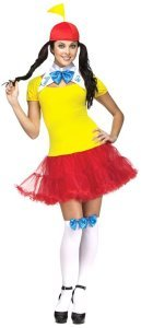 Tweedle Dee Dum Adult Costume