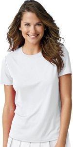 Womens White Tshirt