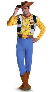 Woody Classic Adult Costume