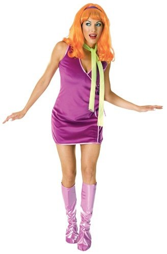 scooby doo daphne costume