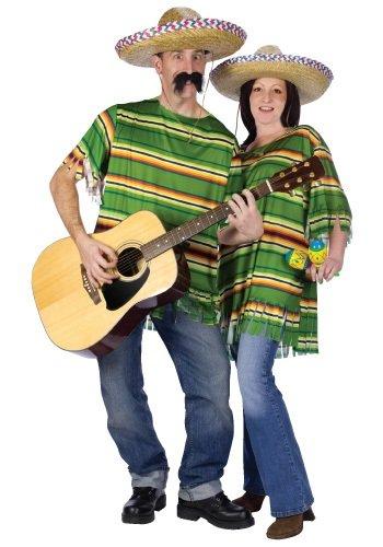 couples serape costume