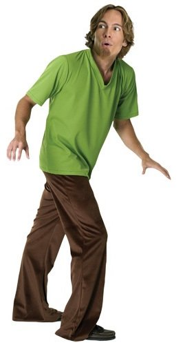 Scooby doo Shaggy Costume