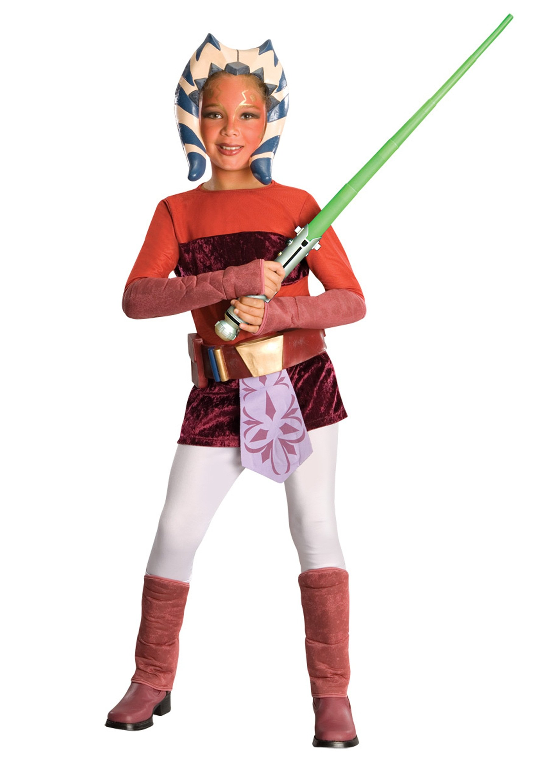 ... Costume Ahsoka Kids Costume  sc 1 st  Party Idea Pros & Mommy Daddy and Me Costumes | Babyu0027s 1st Halloween | PartyIdeaPros.com
