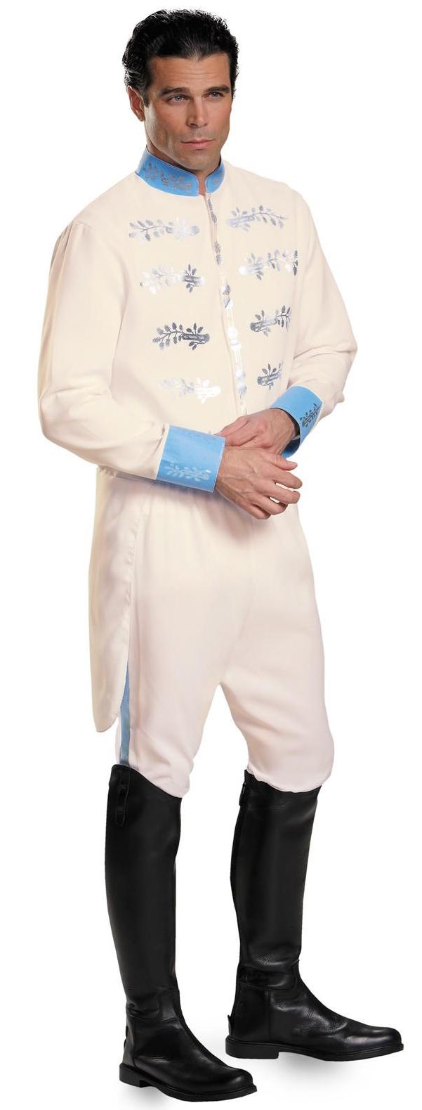 Disney Cinderella-Prince Charming-Costume
