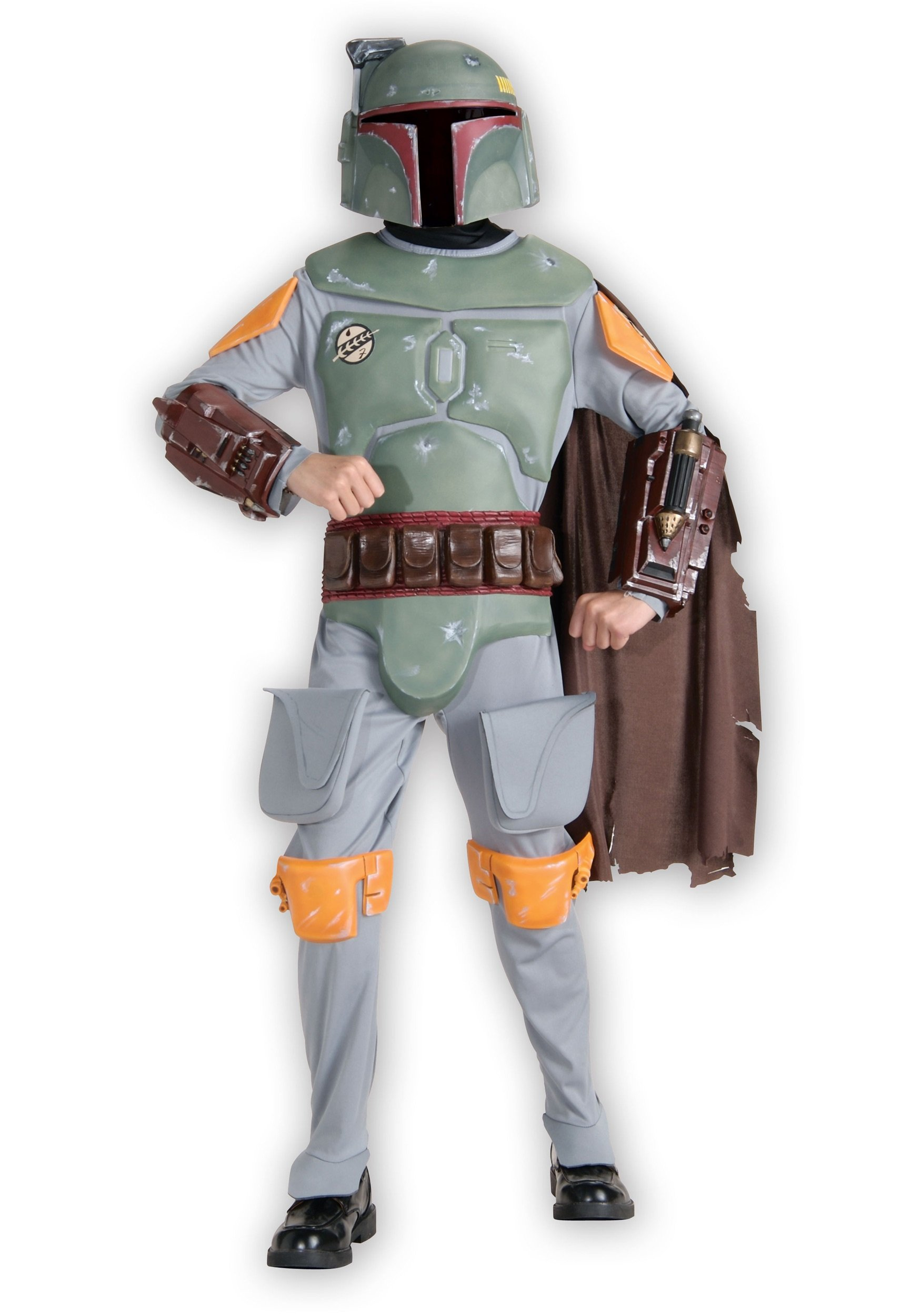 Boba Fett Kids Costume