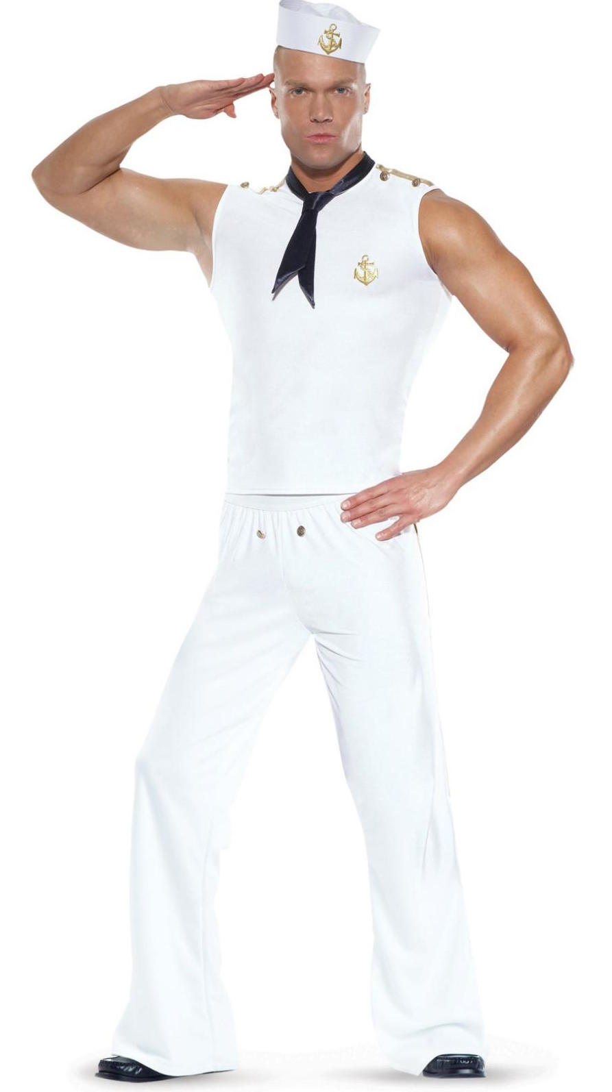 seafaring sailor costume