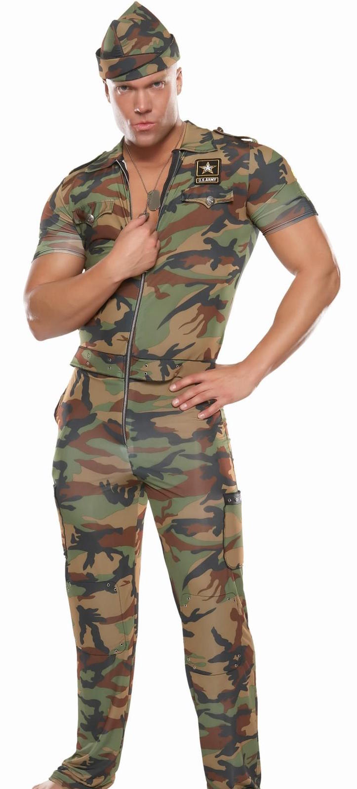 sergeant in arms costume